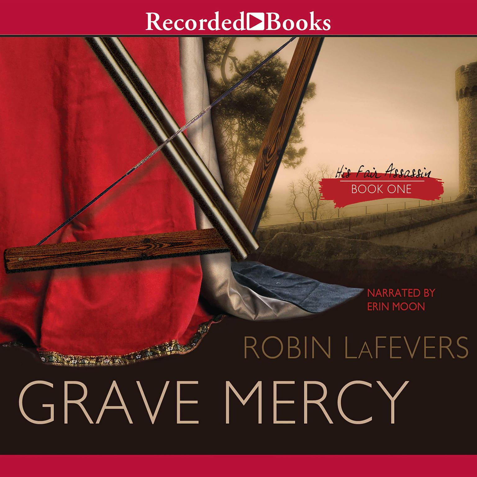 Printable Grave Mercy Audiobook Cover Art