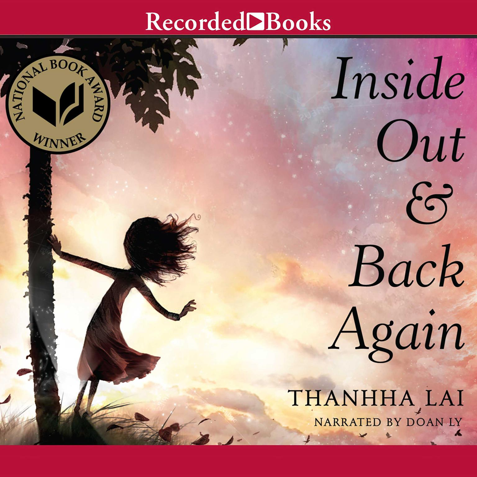 Printable Inside Out & Back Again Audiobook Cover Art