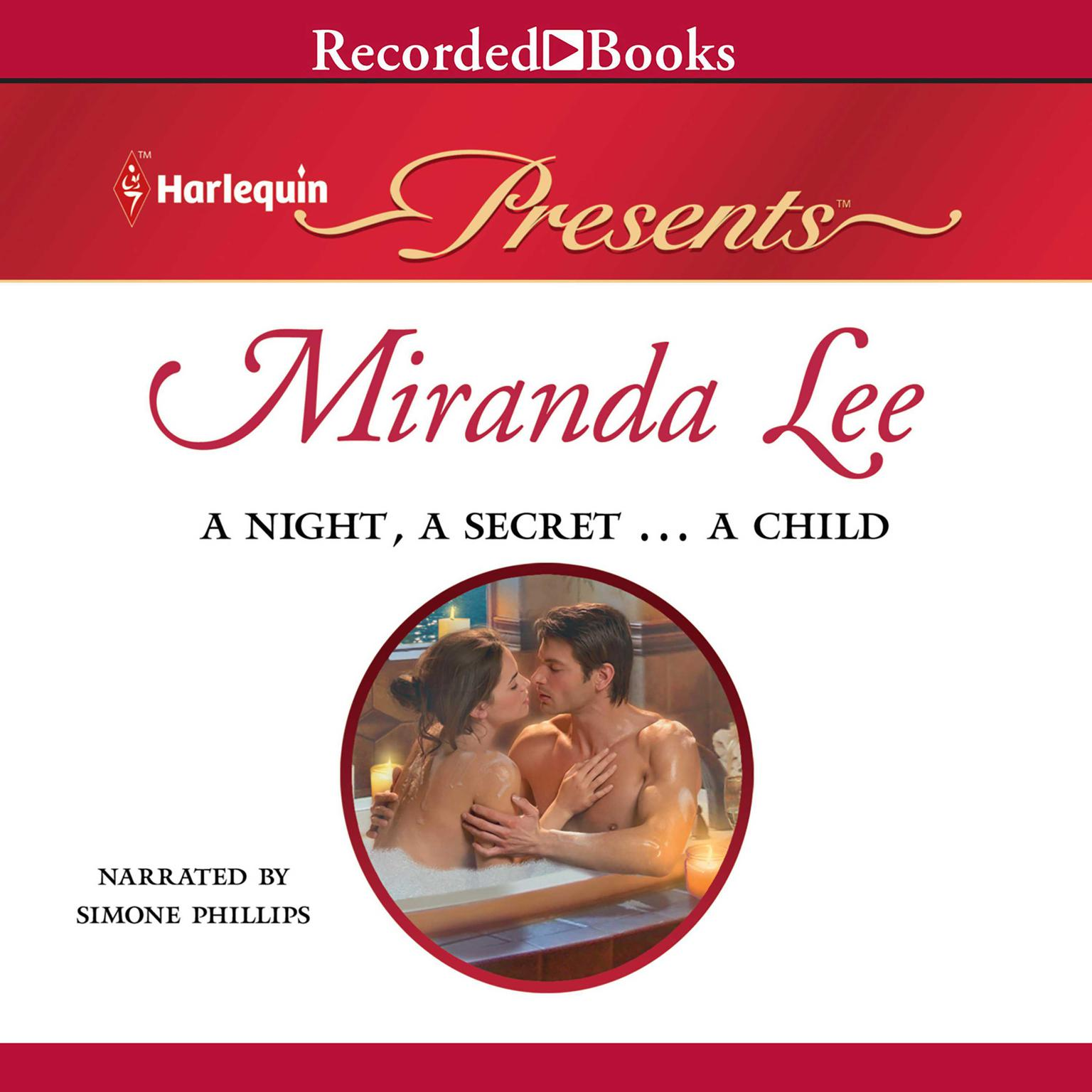 Printable A Night, a Secret…a Child Audiobook Cover Art