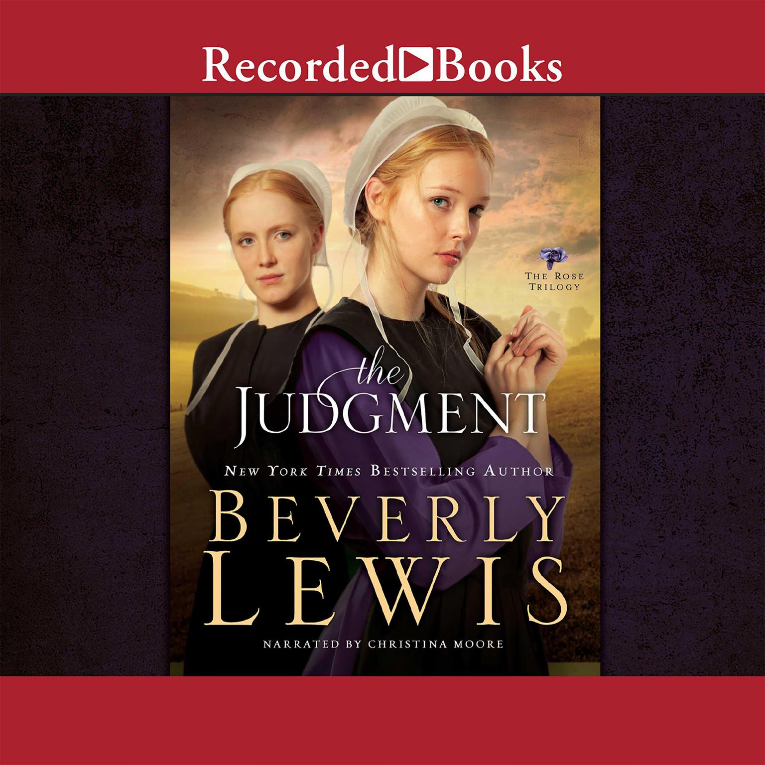 Printable The Judgment Audiobook Cover Art