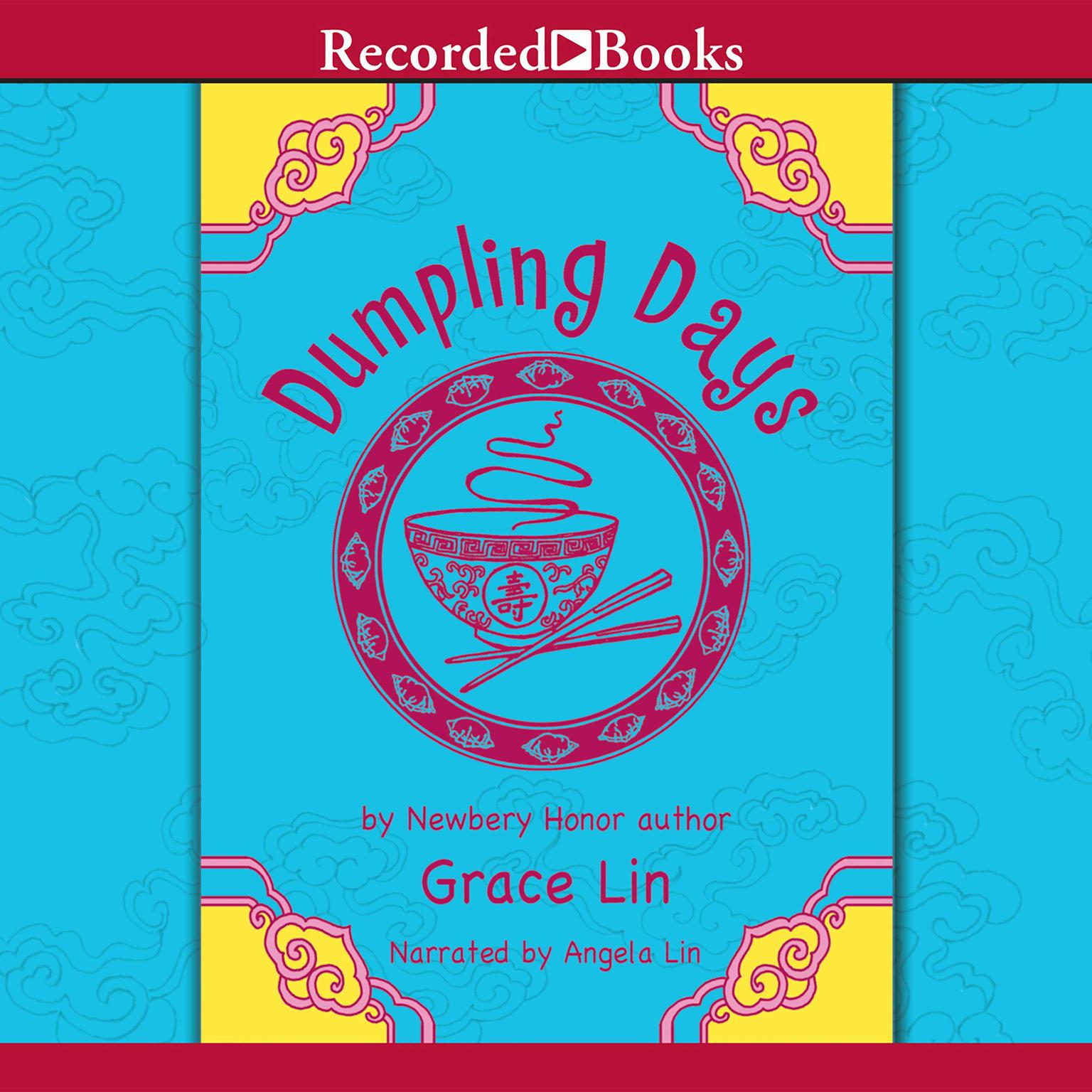 Printable Dumpling Days Audiobook Cover Art