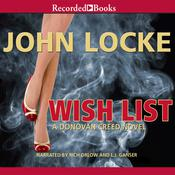Wish List Audiobook, by John Locke