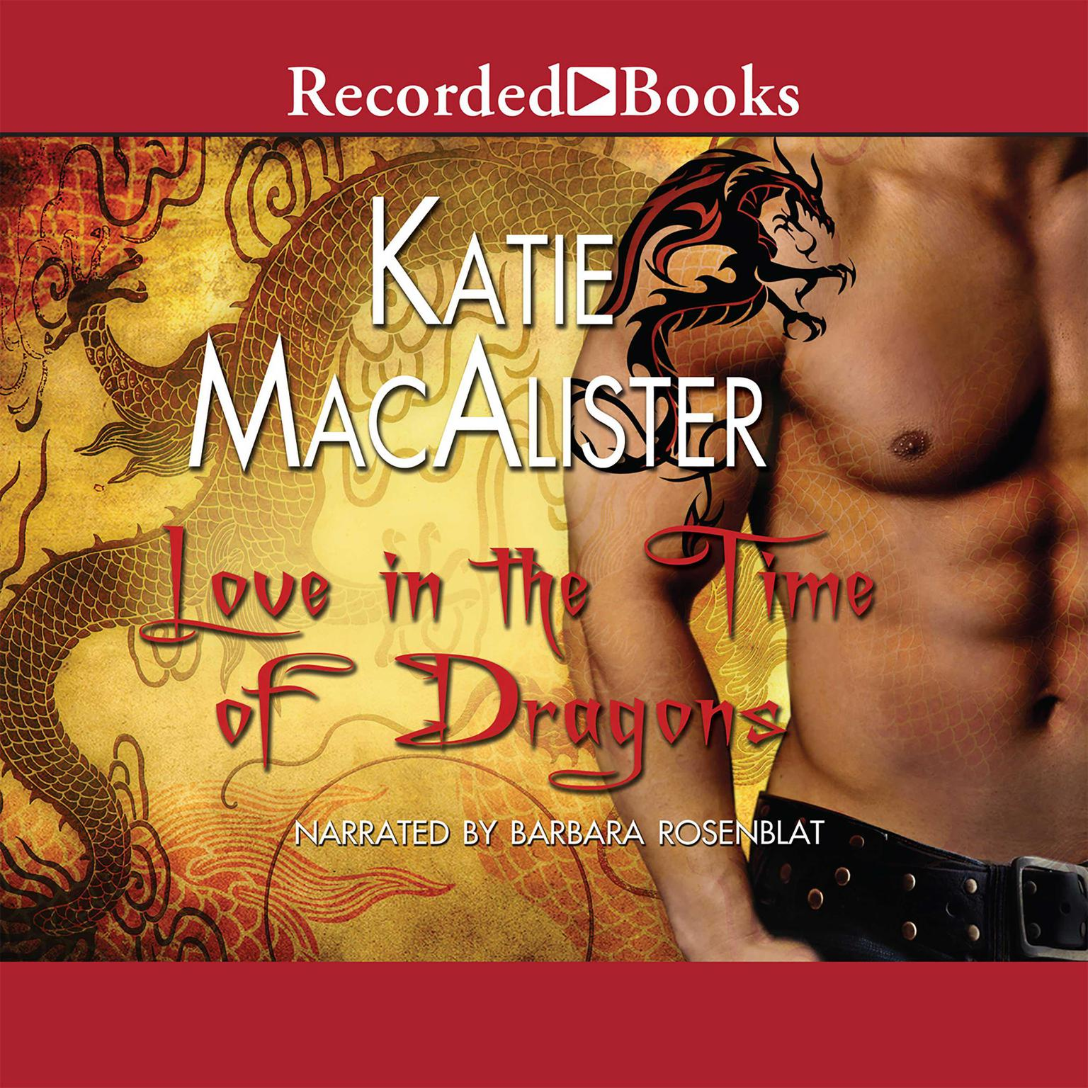 Printable Love in the Time of Dragons Audiobook Cover Art