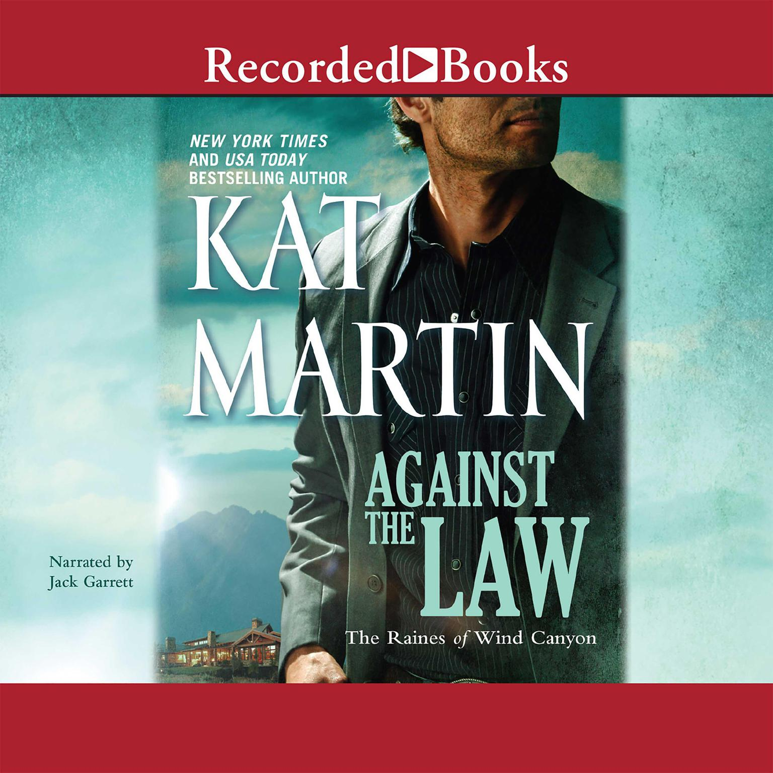 Printable Against the Law Audiobook Cover Art
