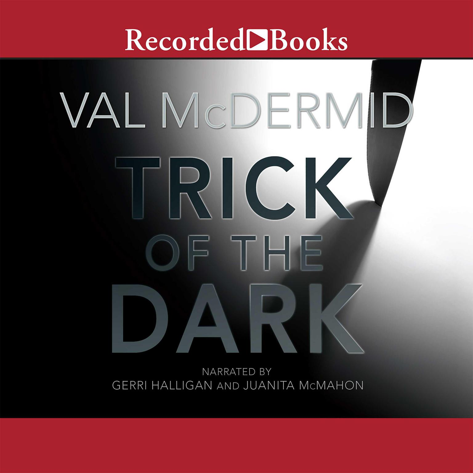 Printable Trick of the Dark Audiobook Cover Art