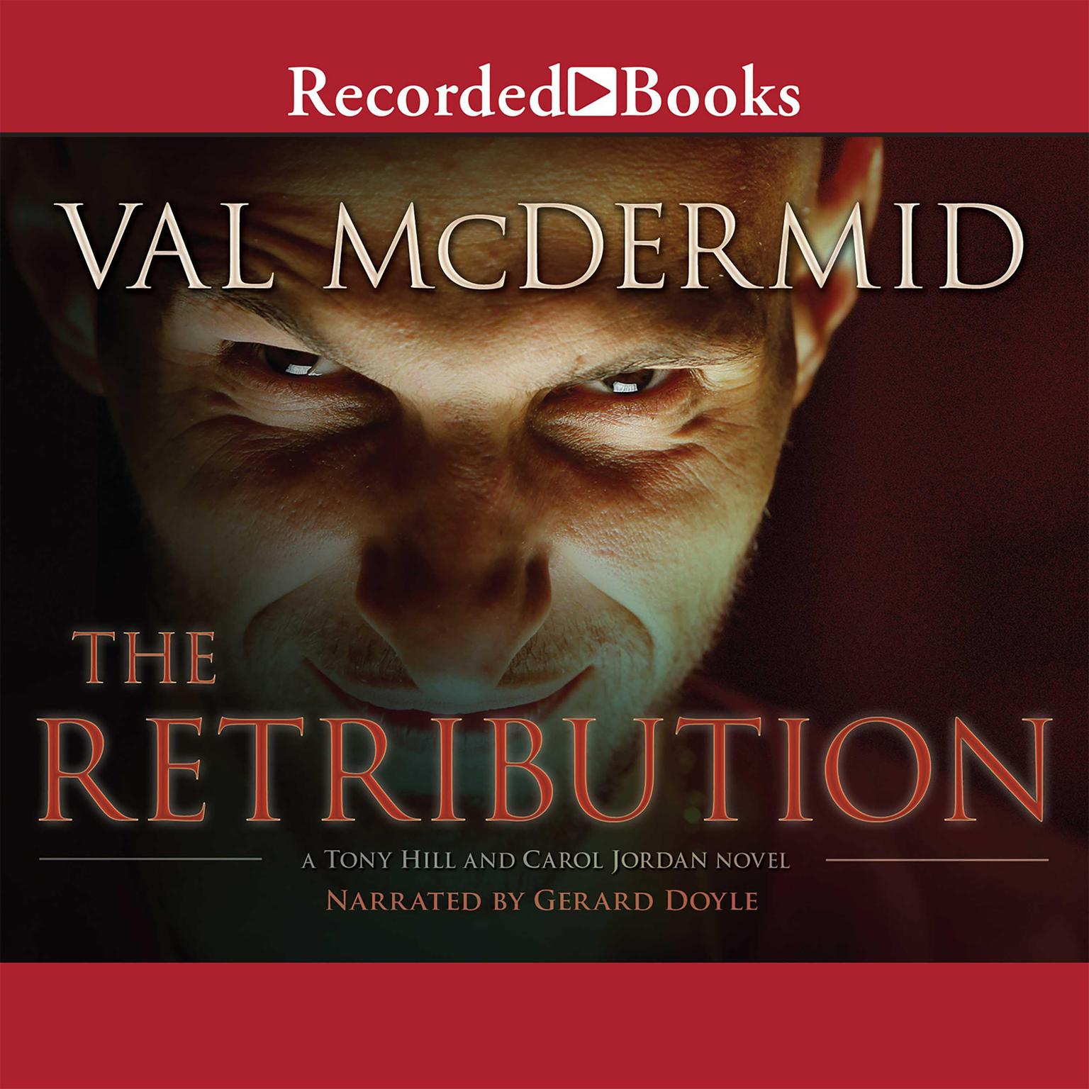 Printable The Retribution Audiobook Cover Art