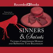 Sinners & Saints Audiobook, by Victoria Christopher Murray