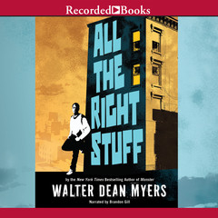 All the Right Stuff Audiobook, by Walter Dean Myers