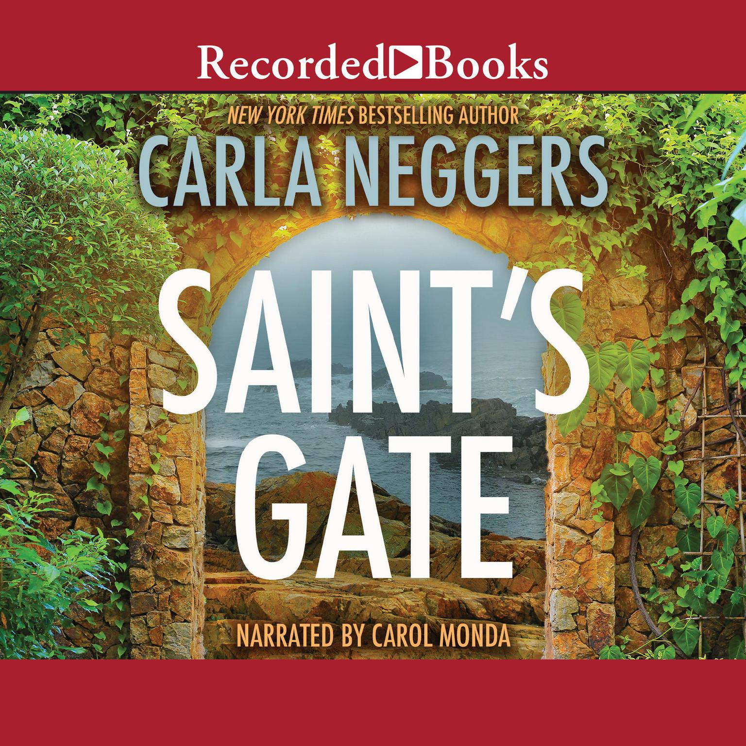 Printable Saint's Gate Audiobook Cover Art