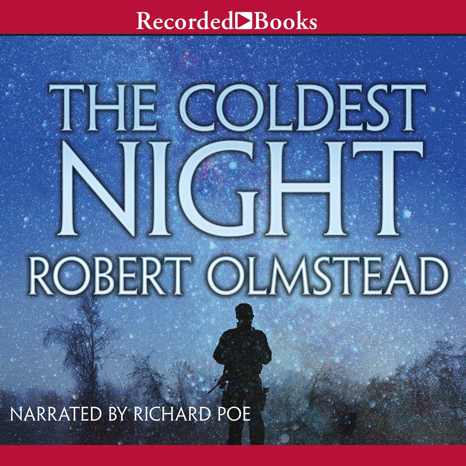 Printable The Coldest Night Audiobook Cover Art