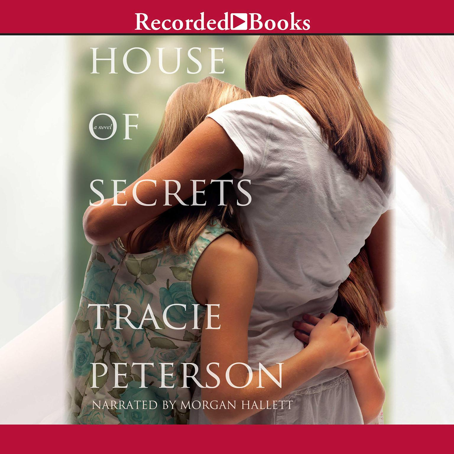 Printable House of Secrets Audiobook Cover Art