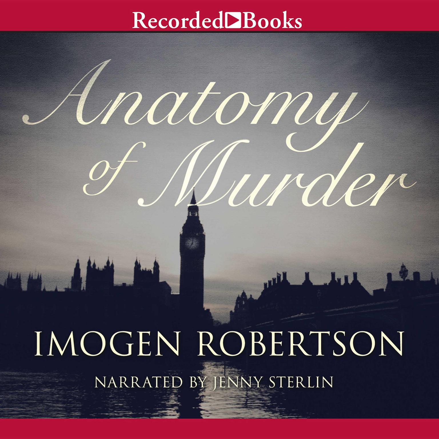 Printable Anatomy of Murder Audiobook Cover Art