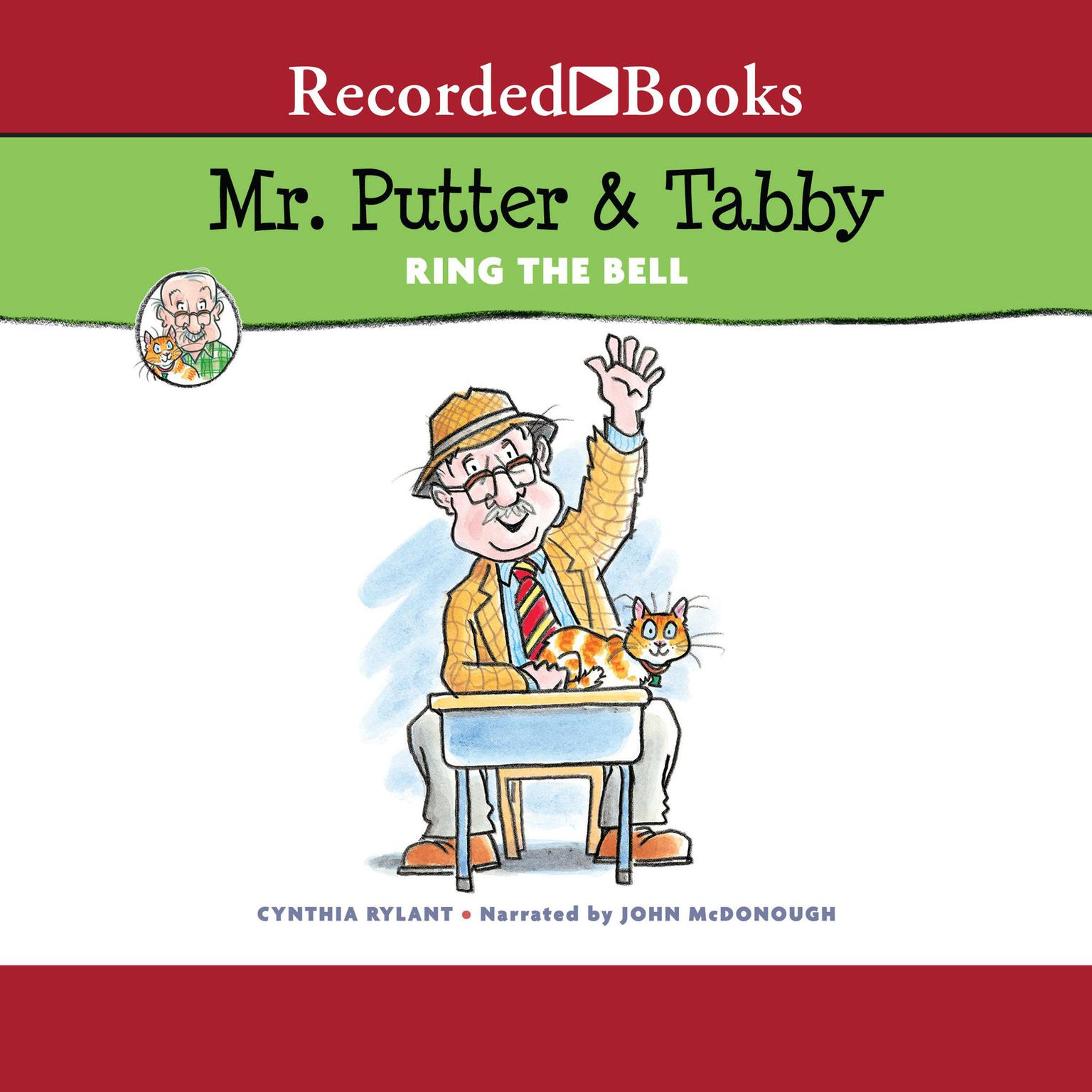 Printable Mr. Putter & Tabby Ring the Bell Audiobook Cover Art