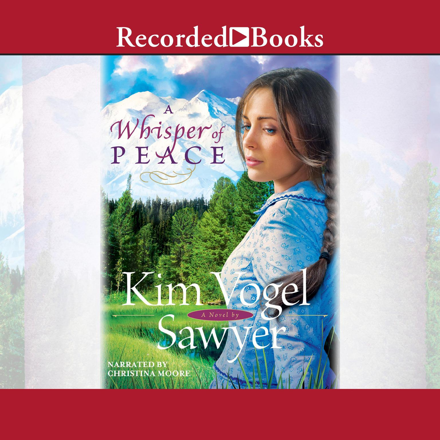 Printable A Whisper of Peace Audiobook Cover Art