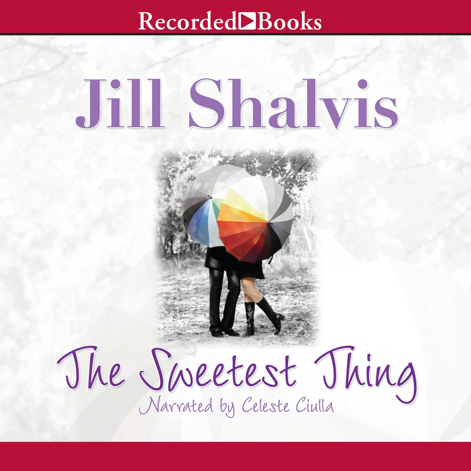 Printable The Sweetest Thing Audiobook Cover Art