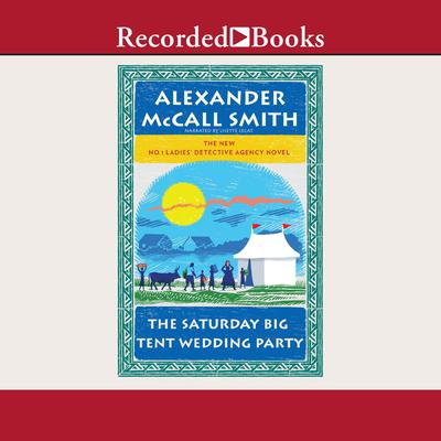 The Saturday Big Tent Wedding Party Audiobook, by