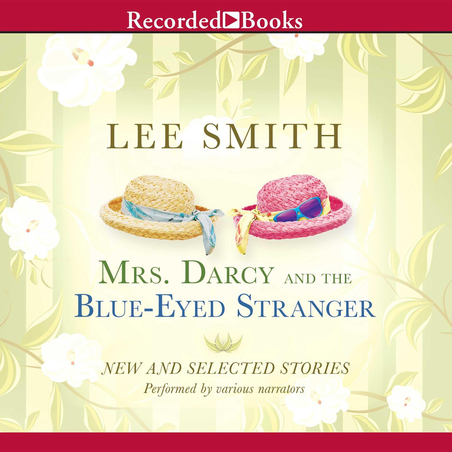 Printable Mrs. Darcy and the Blue-Eyed Stranger Audiobook Cover Art