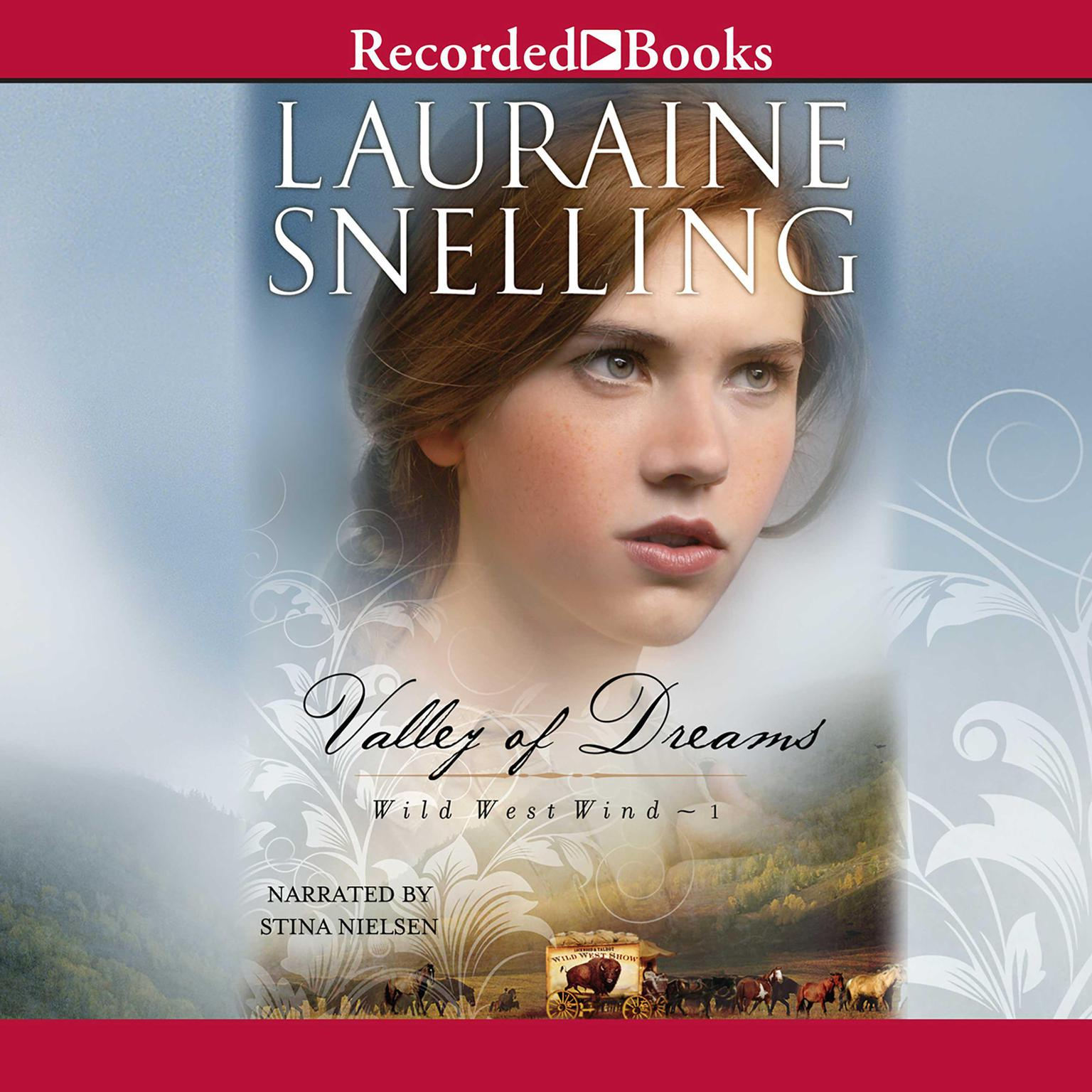 Printable Valley of Dreams Audiobook Cover Art