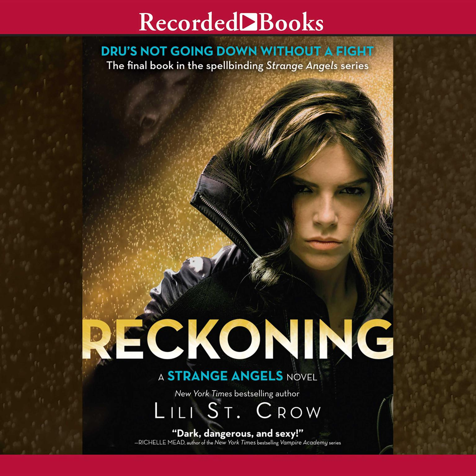 Printable Reckoning Audiobook Cover Art
