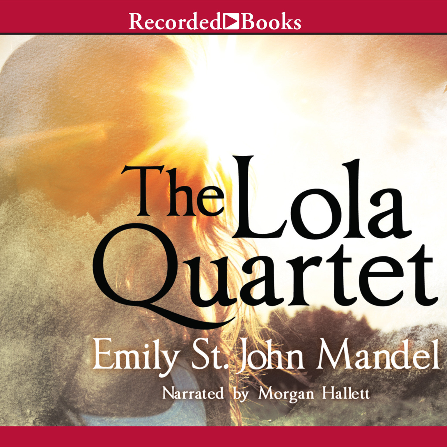 Printable The Lola Quartet Audiobook Cover Art