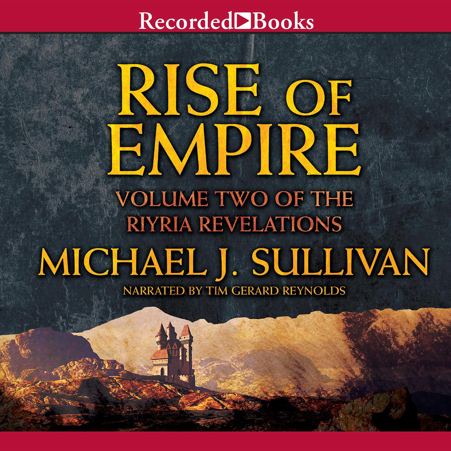 Rise Of Empire Audiobook, By Michael J Sullivan