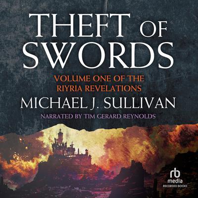 Theft of Swords Audiobook, by Michael J. Sullivan