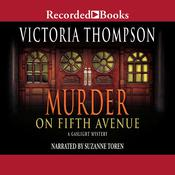 Murder on Fifth Avenue, by Victoria Thompson