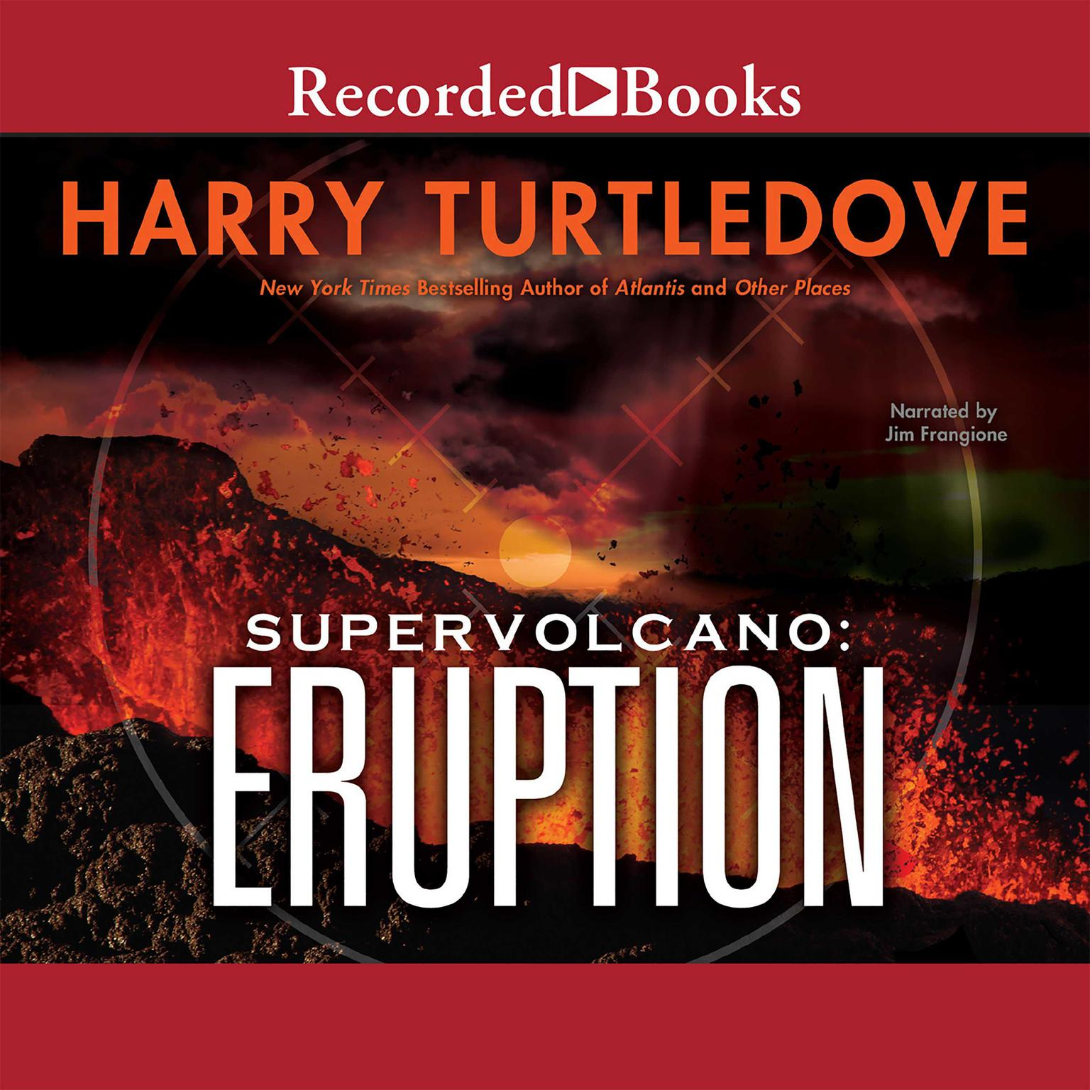 Printable Supervolcano: Eruption Audiobook Cover Art