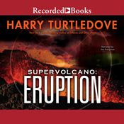 Supervolcano: Eruption Audiobook, by Harry Turtledove