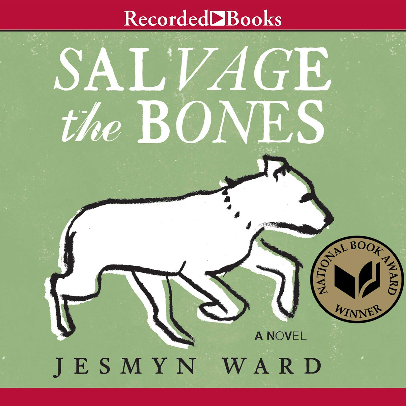 Printable Salvage the Bones Audiobook Cover Art