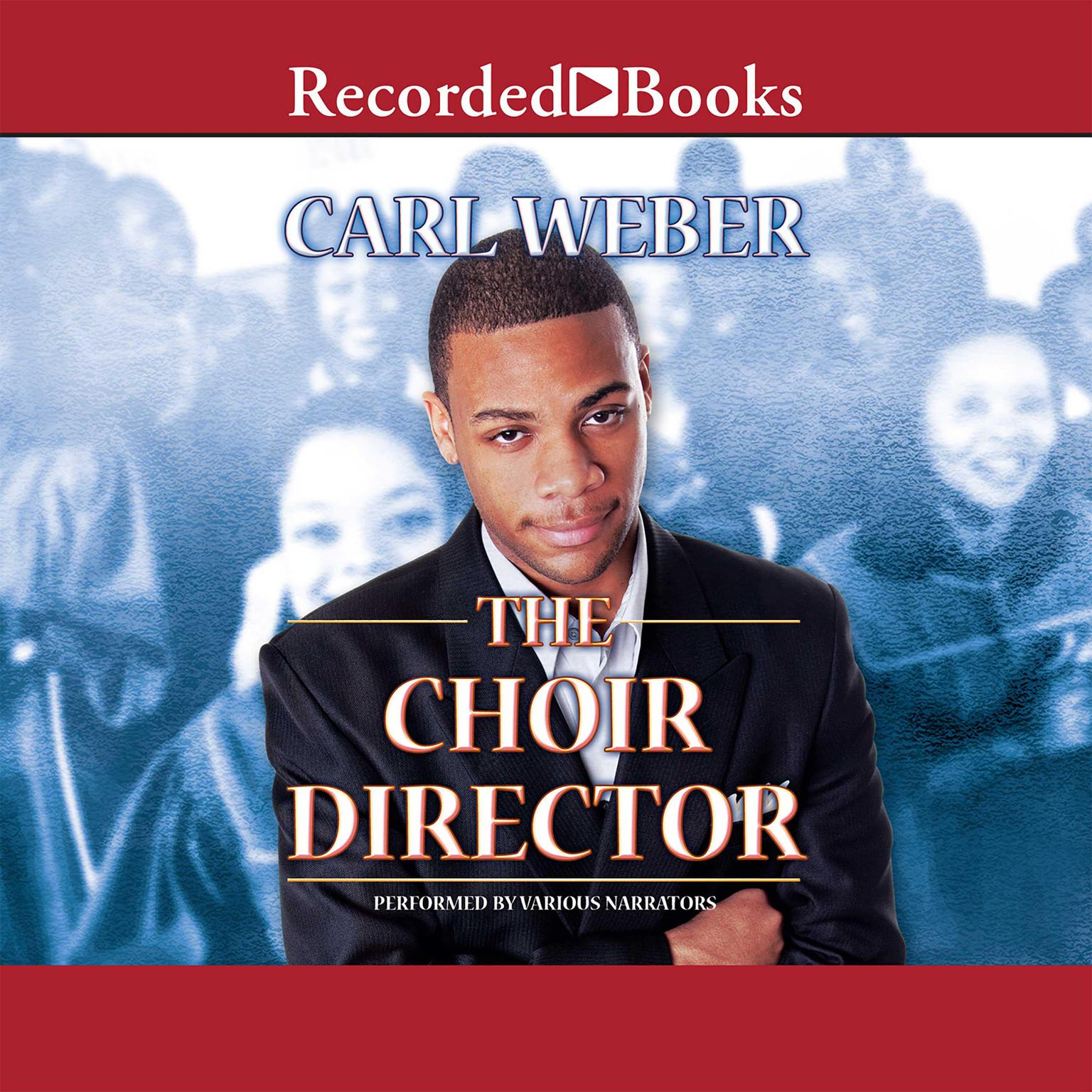 Printable The Choir Director Audiobook Cover Art
