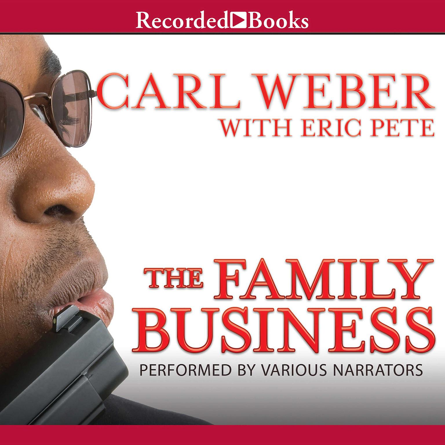 Printable The Family Business Audiobook Cover Art