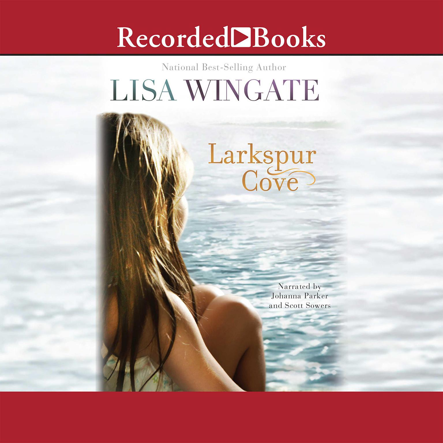Printable Larkspur Cove Audiobook Cover Art