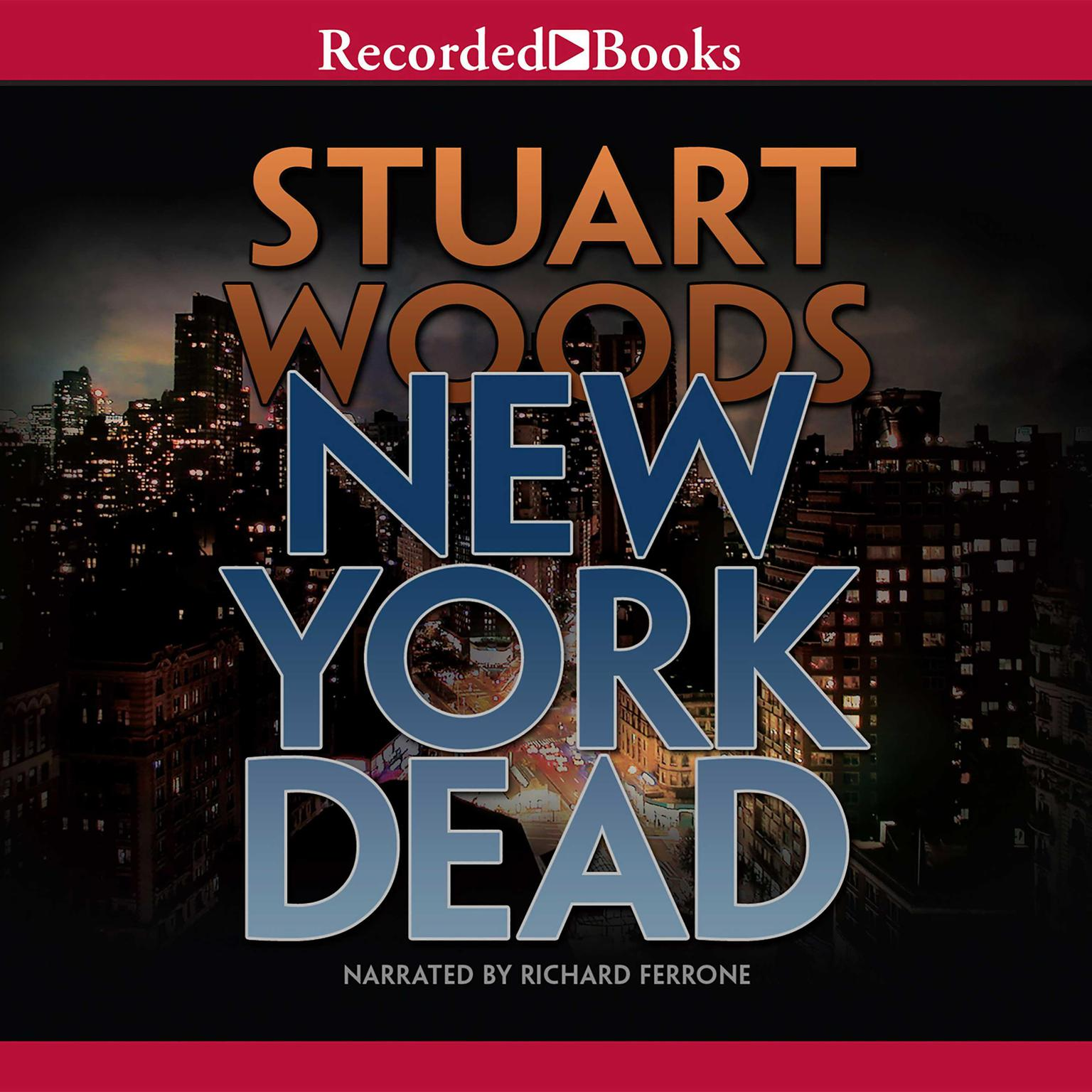 Printable New York Dead Audiobook Cover Art