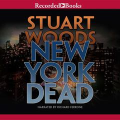 New York Dead Audiobook, by Stuart Woods