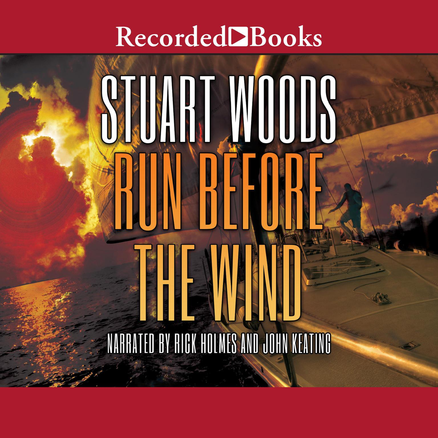 Printable Run Before the Wind Audiobook Cover Art