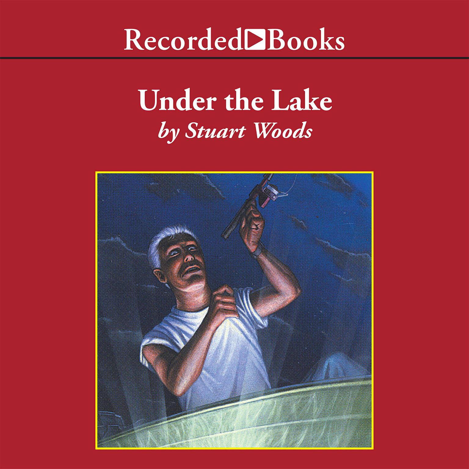 Printable Under the Lake Audiobook Cover Art
