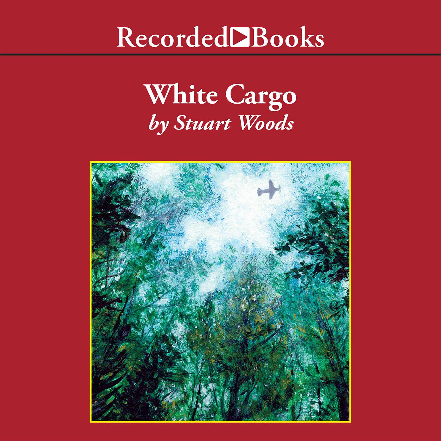 Printable White Cargo Audiobook Cover Art
