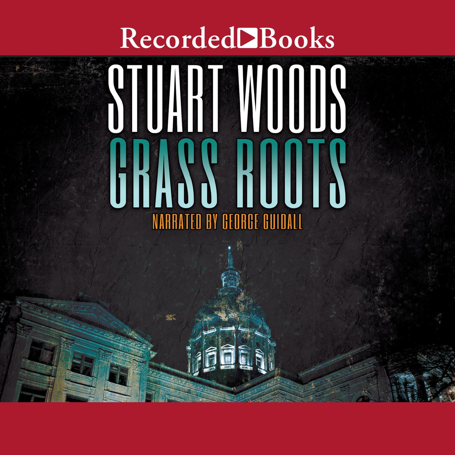 Printable Grass Roots Audiobook Cover Art