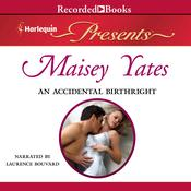 An Accidental Birthright Audiobook, by Maisey Yates