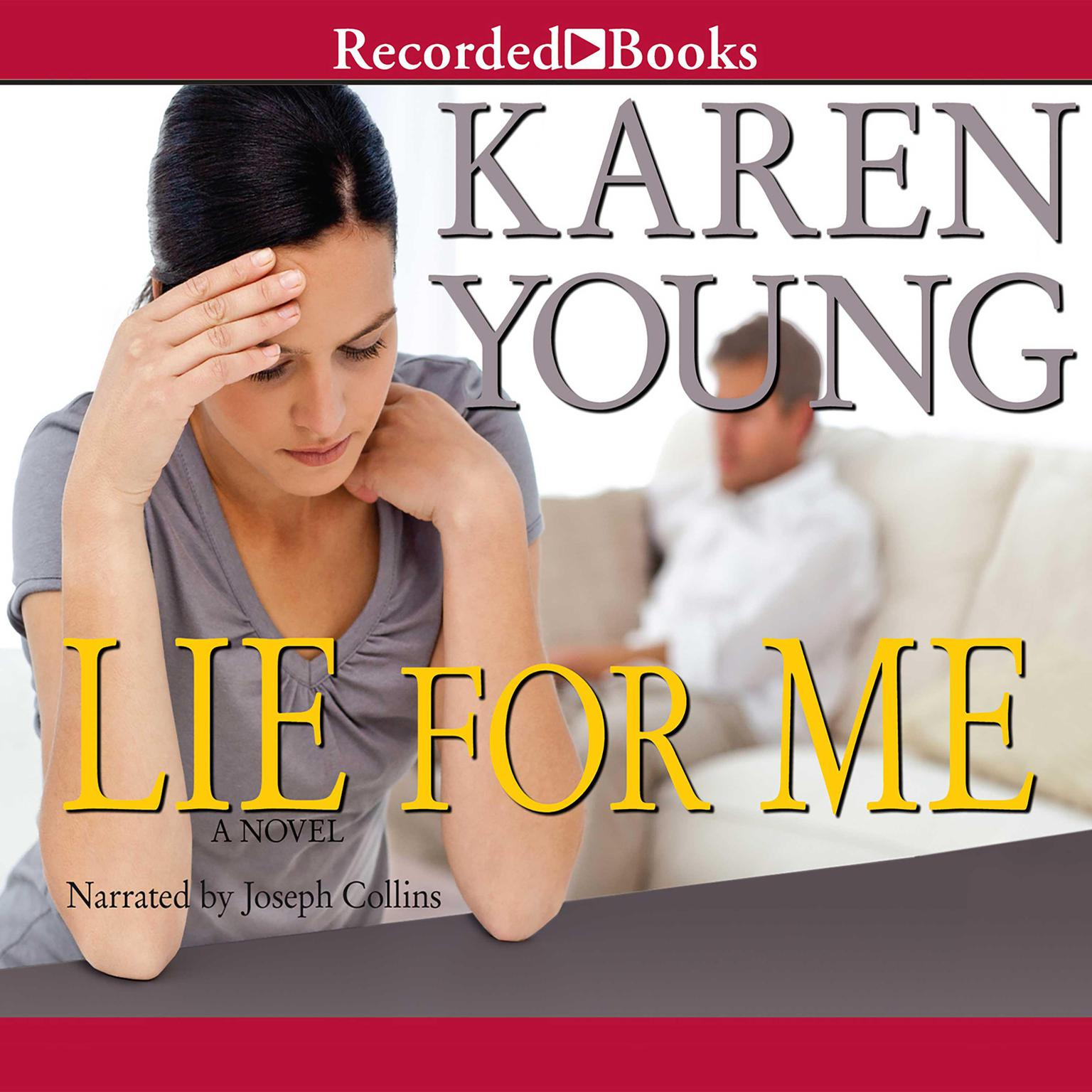 Printable Lie For Me Audiobook Cover Art