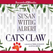 Cat's Claw, by Susan Wittig Albert