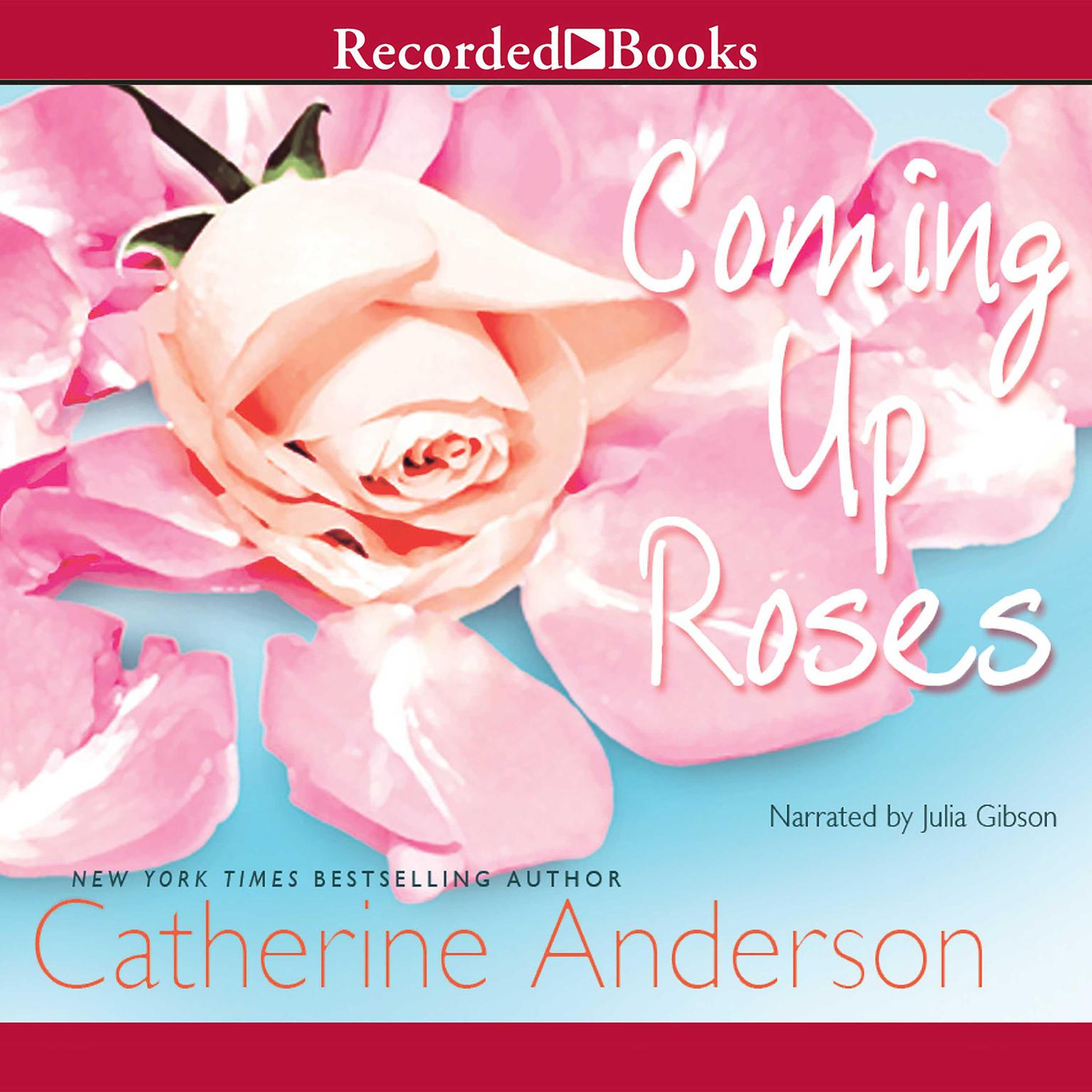Printable Coming Up Roses Audiobook Cover Art