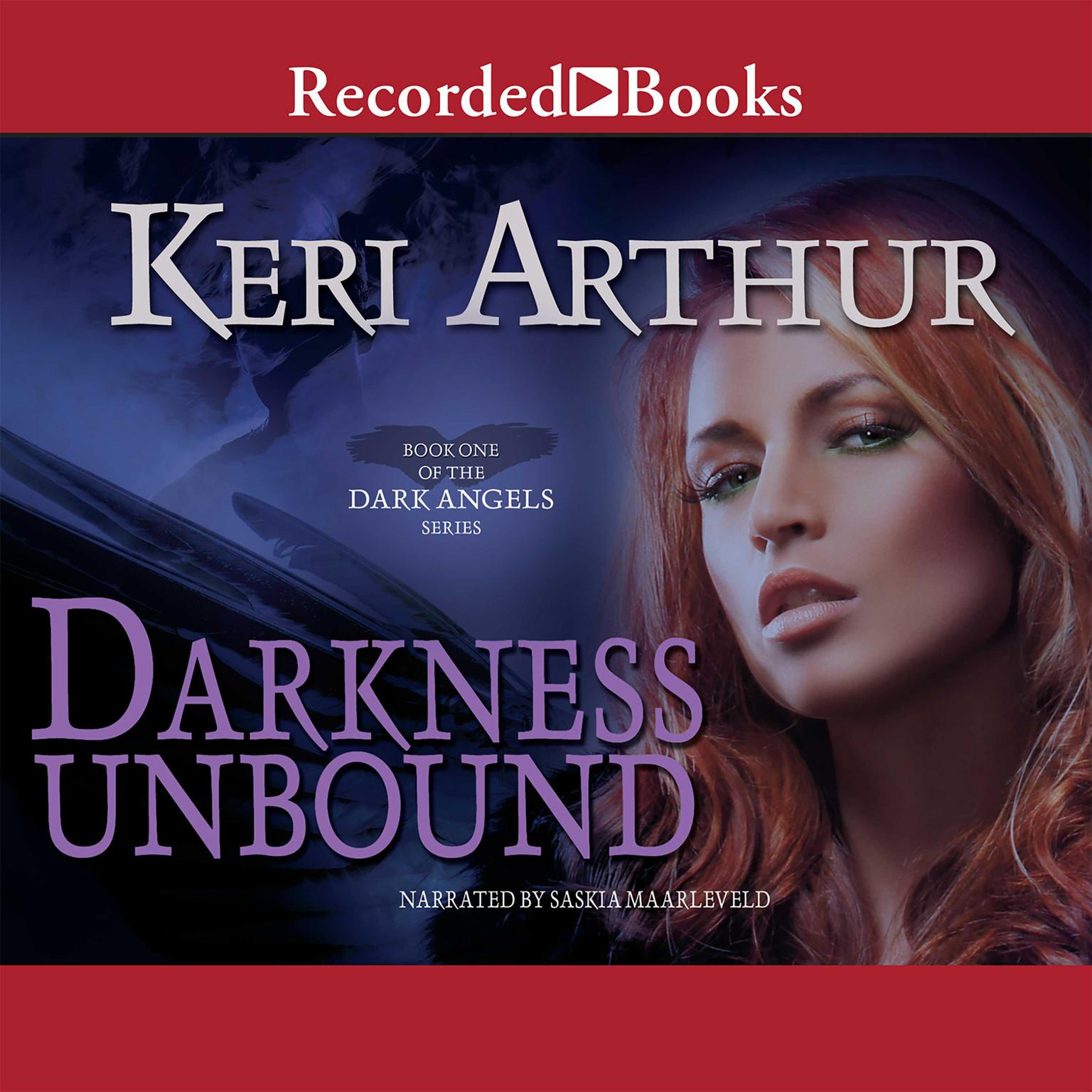Printable Darkness Unbound Audiobook Cover Art