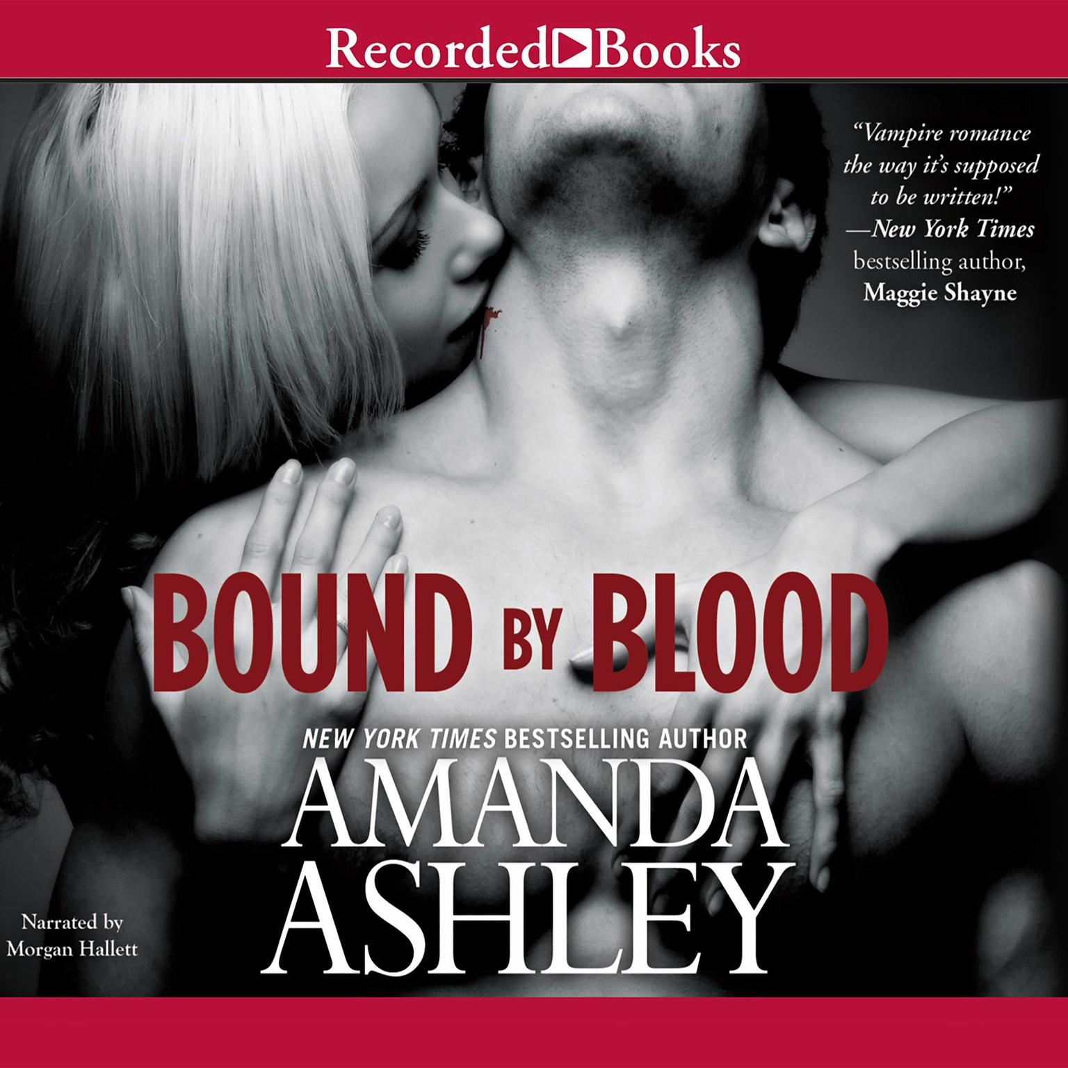 Printable Bound by Blood Audiobook Cover Art