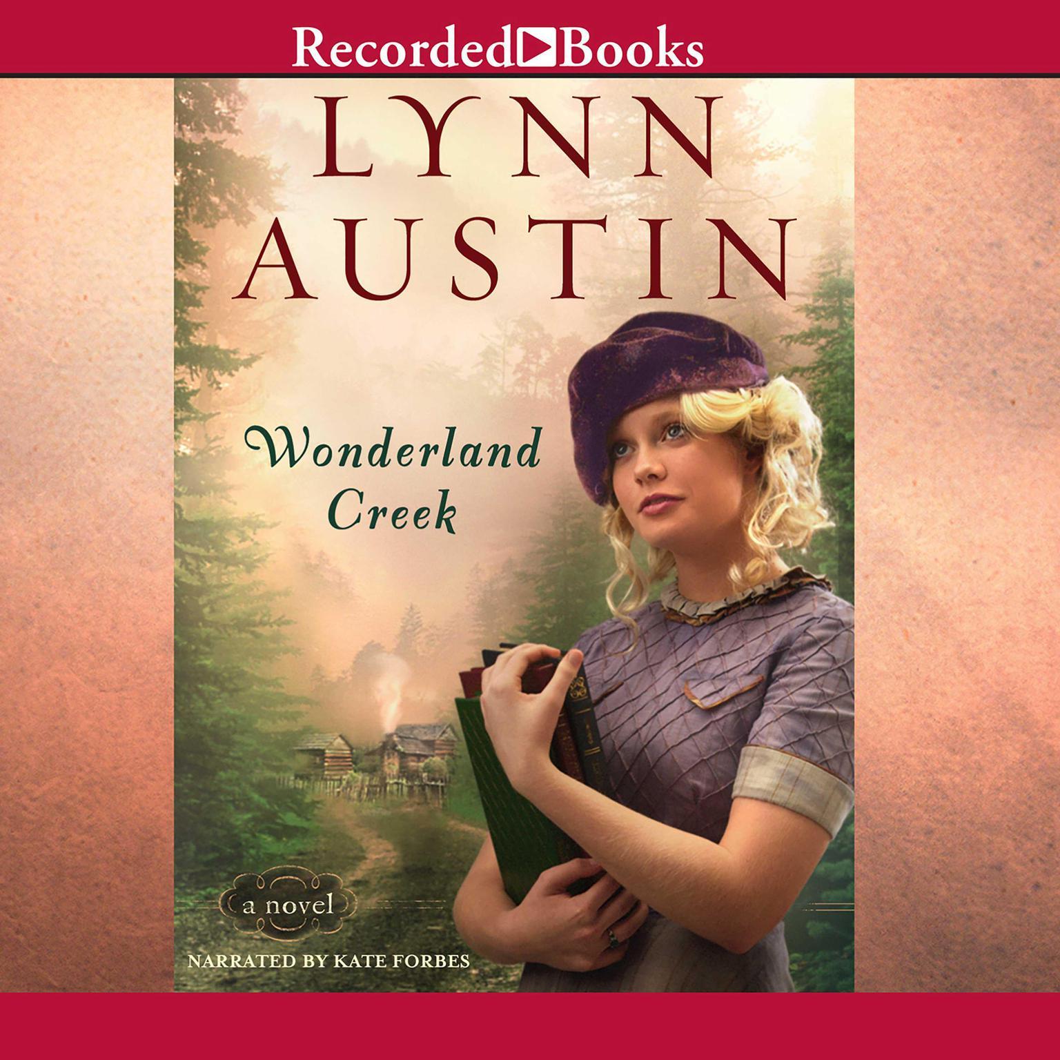 Printable Wonderland Creek Audiobook Cover Art
