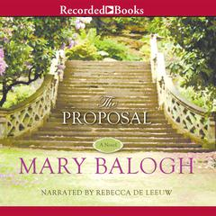 The Proposal Audiobook, by Mary Balogh