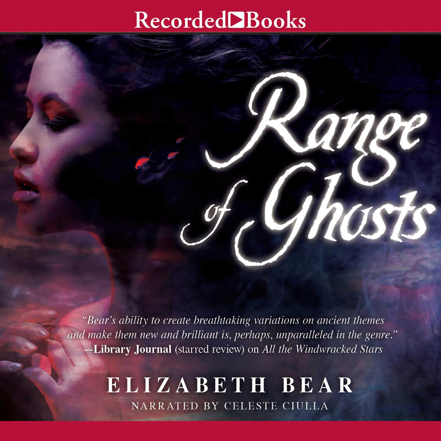 Printable Range of Ghosts Audiobook Cover Art