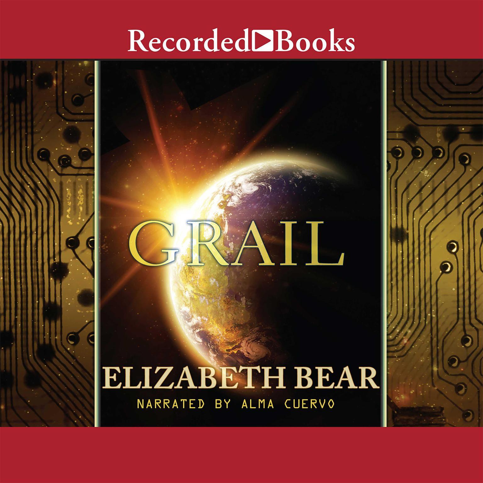 Printable Grail Audiobook Cover Art