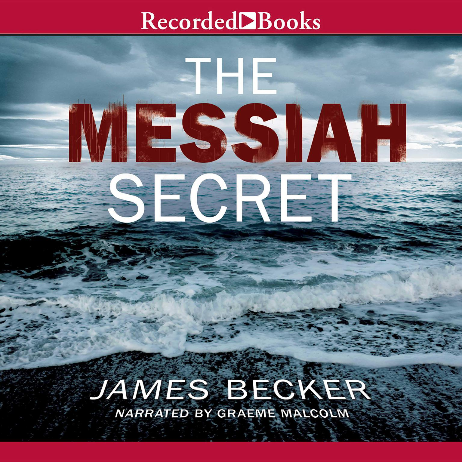Printable The Messiah Secret Audiobook Cover Art